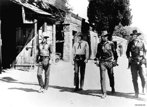 High Noon Badguys - Sheb Wooley, Ian McDonald, Lee Van Cleef, Robert J. Wilkie
