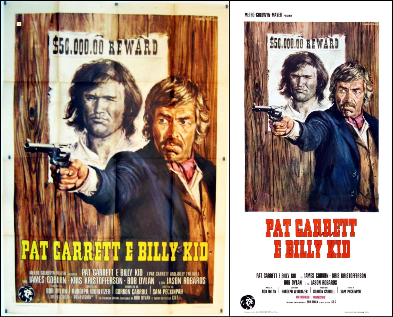 Pat Garrett and Billy the Kid | My Favorite Westerns