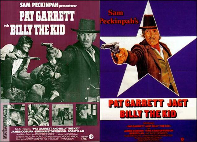 pat garrett and billy the kid posters 4