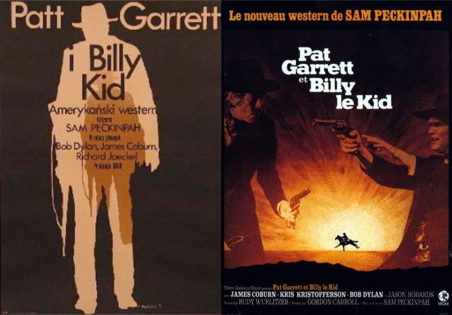 pat garrett and billy the kid posters 6