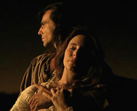 Daniel Day-Lewis / Madelaine Stowe