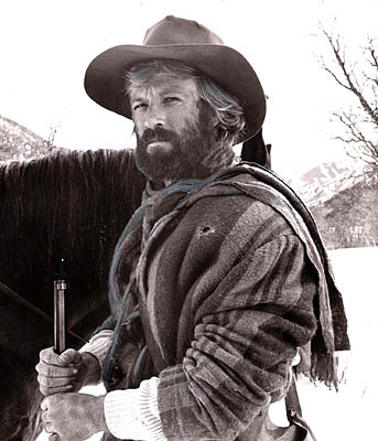 Robert Redford as Jeremiah Johnson