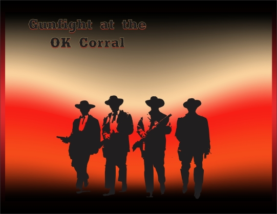 Gunfight at the OK Corral | My Favorite Westerns