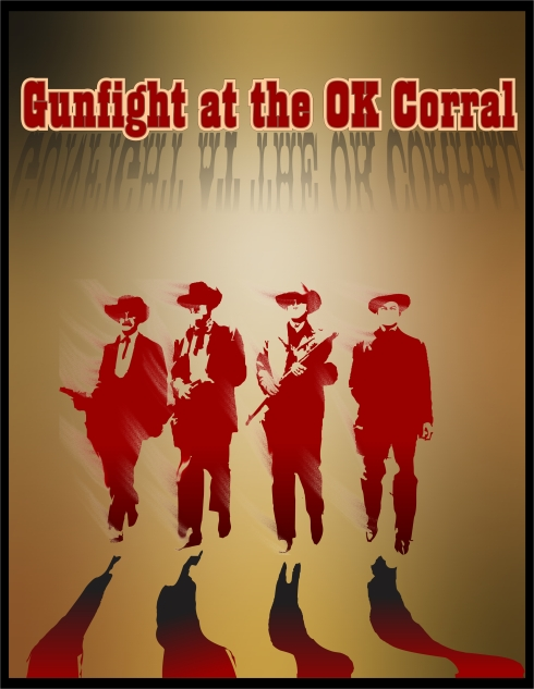 Gunfight at the OK Corral | My Gunfight at the OK Corral My Favorite Westerns 490x634 Movie-index.com