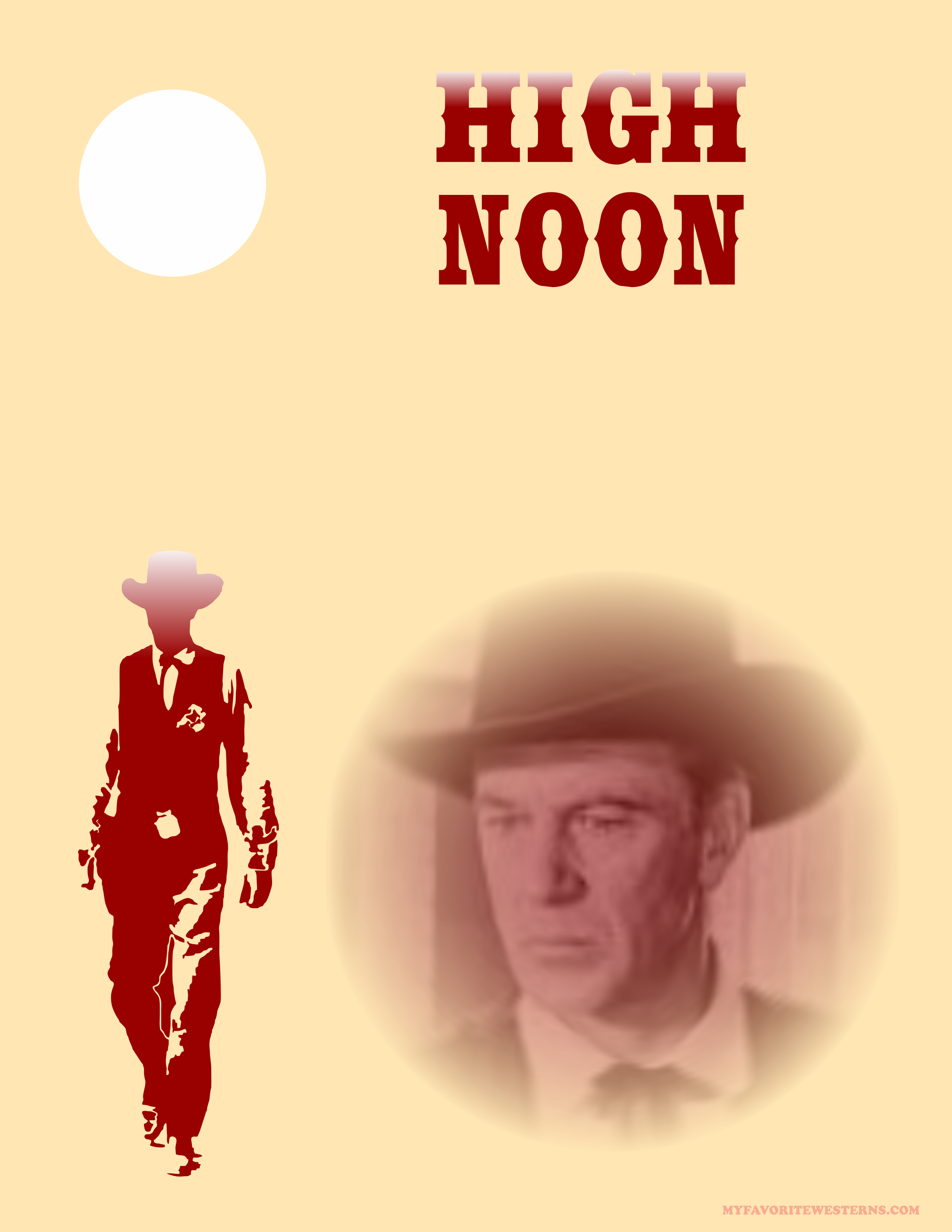an analysis of the movie high noon