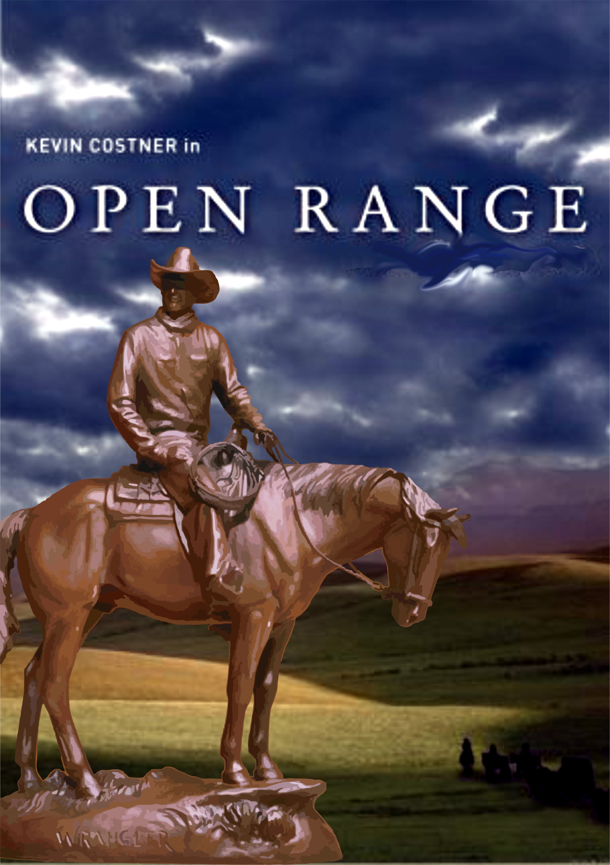 Open Range Movie Cast