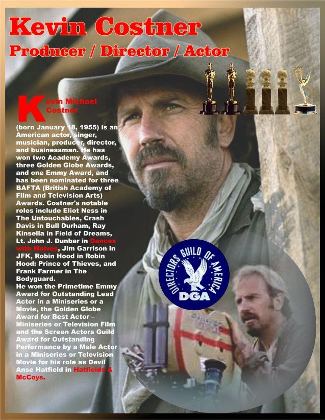Kevin Costner - Open Range