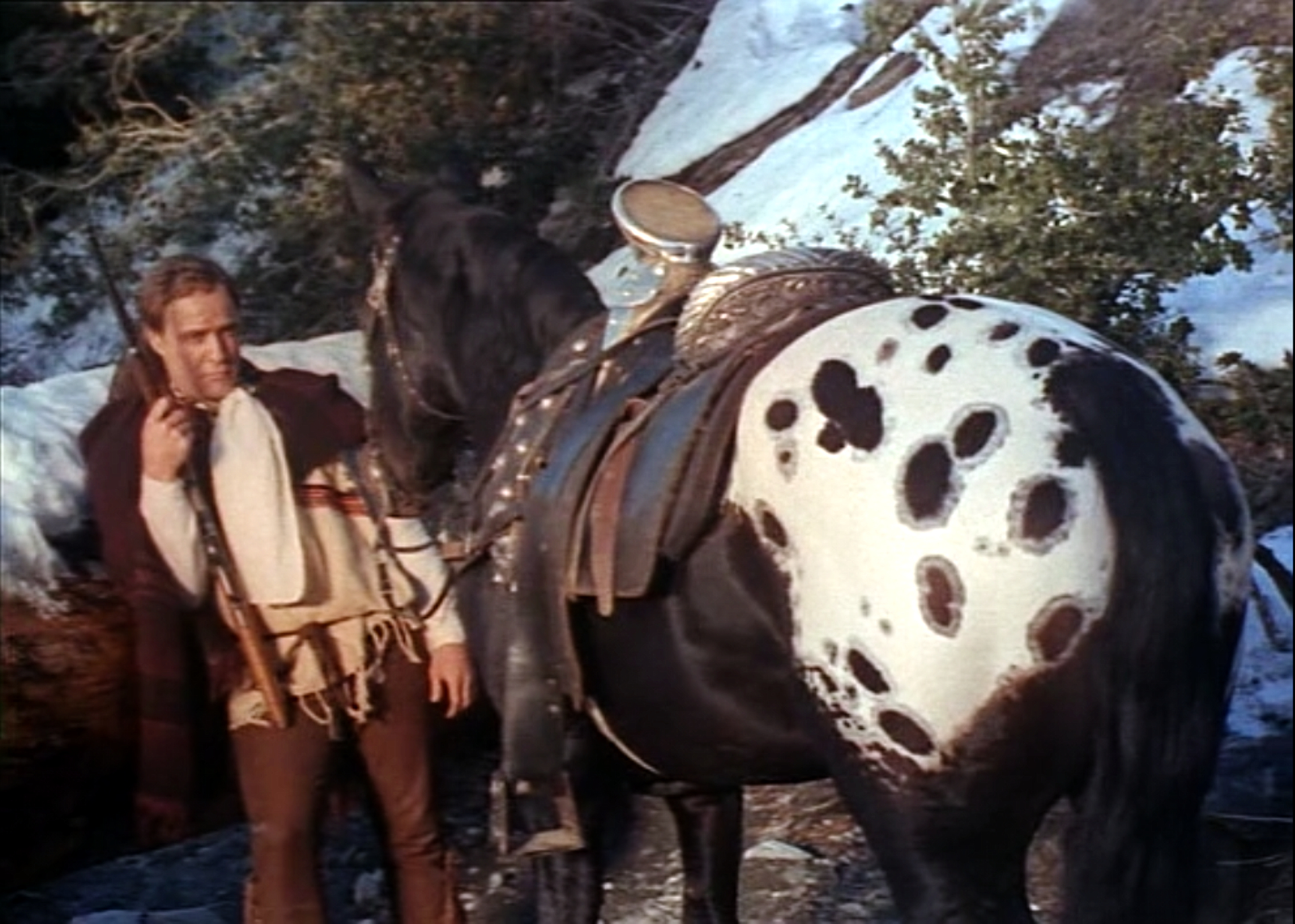 Image result for appaloosa  movie brando