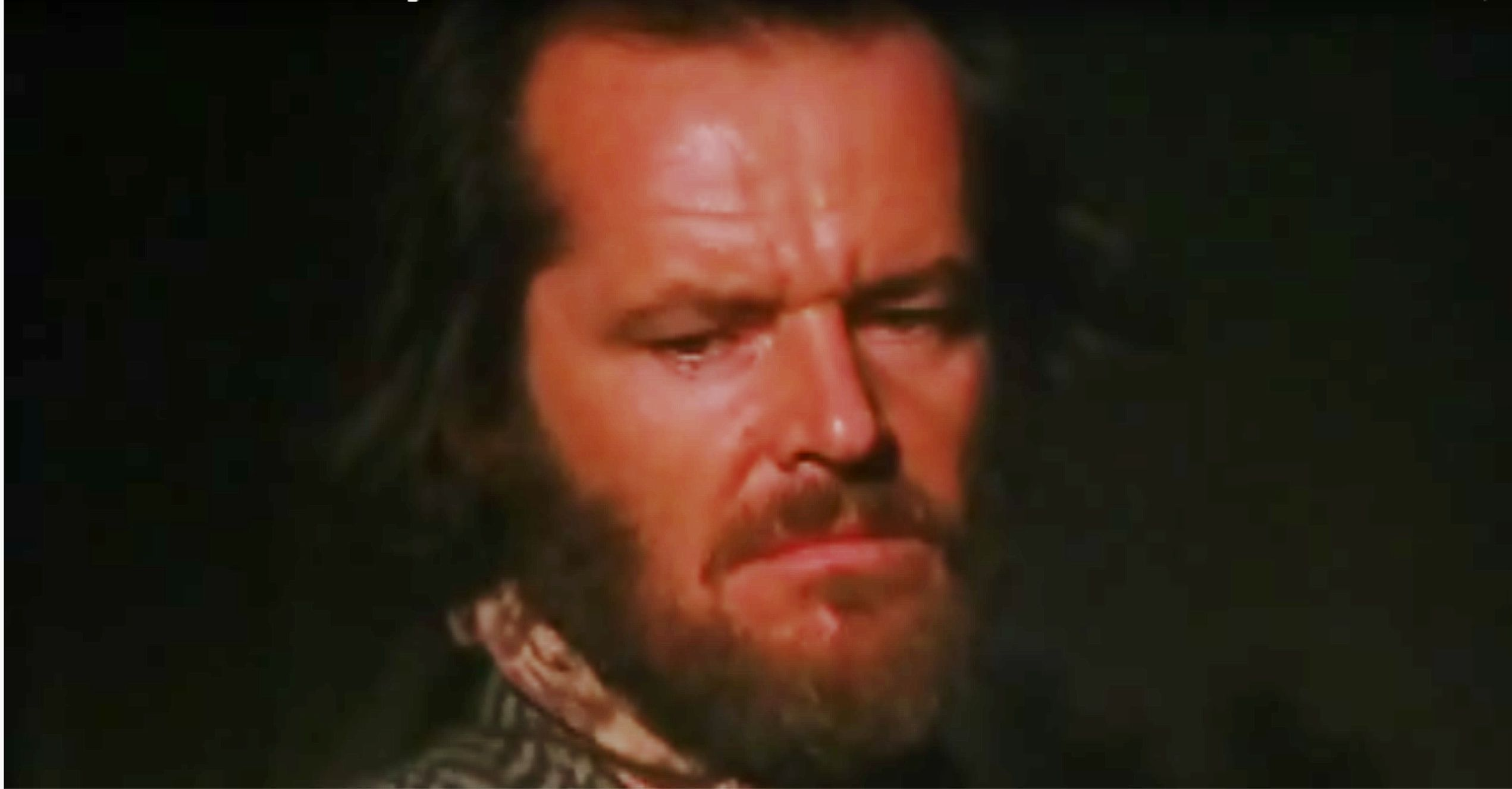 jack nicholson my favorite westerns the missouri breaks blood on the mind nicholson