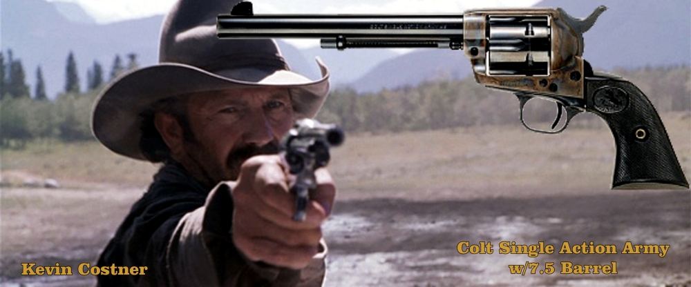 Open Range / The Firearms