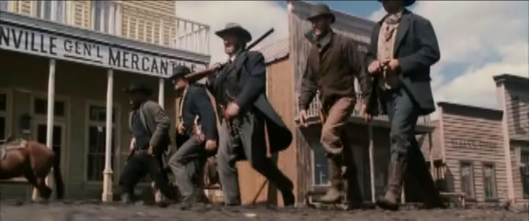 Open Range Gunfight 3