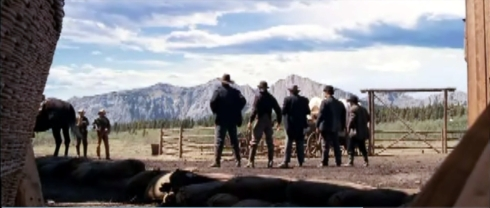 Open Range - The Gunfight