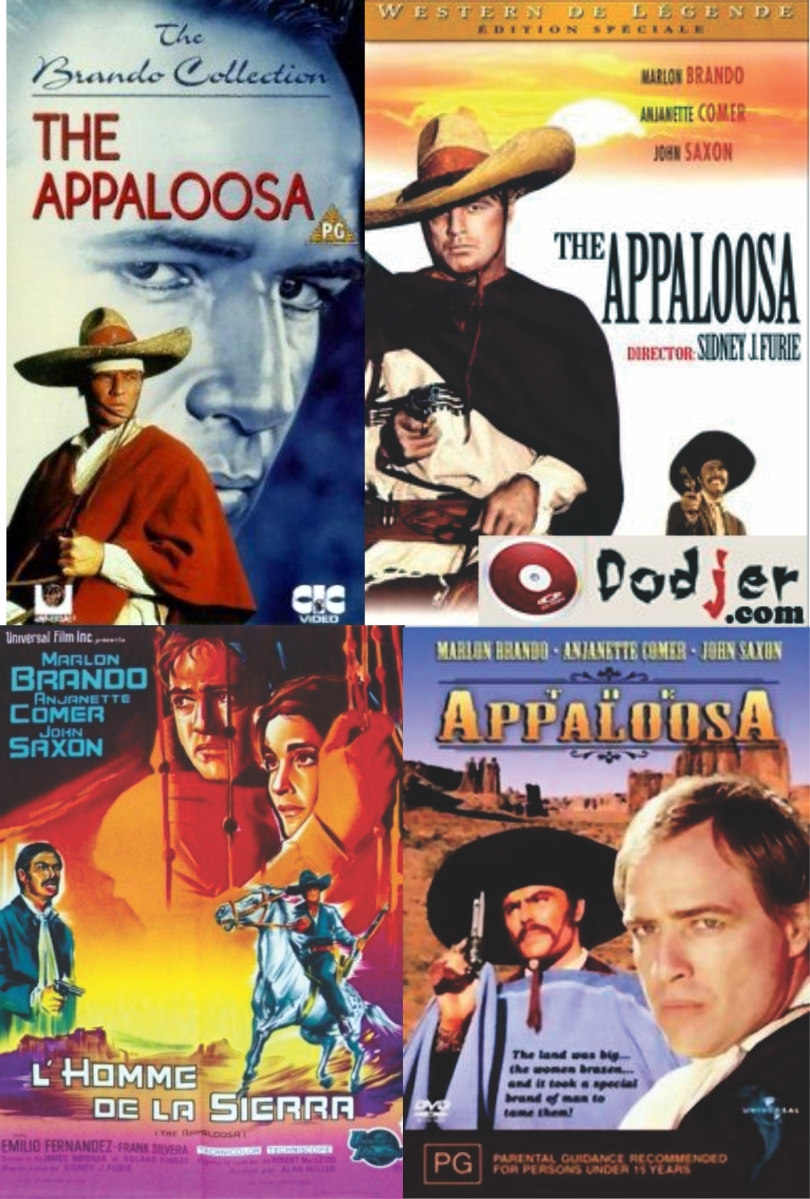 The Appaloosa Posters/Media