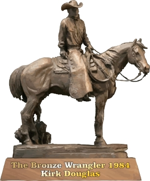 The Bronze Wrangler