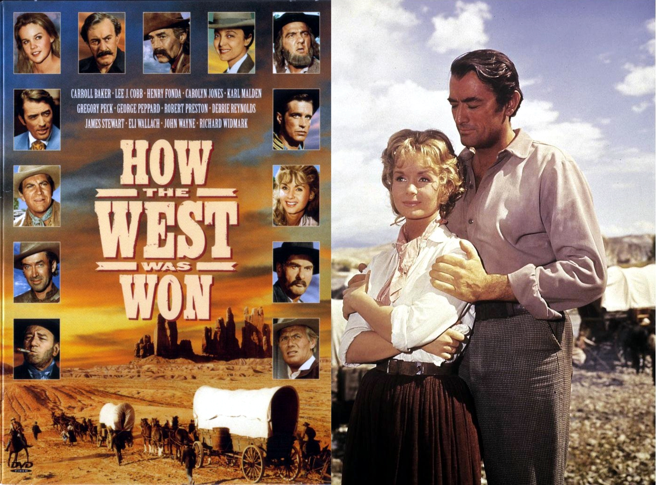 Gregory Peck Westerns Filmography: Part 2 | My Favorite ...