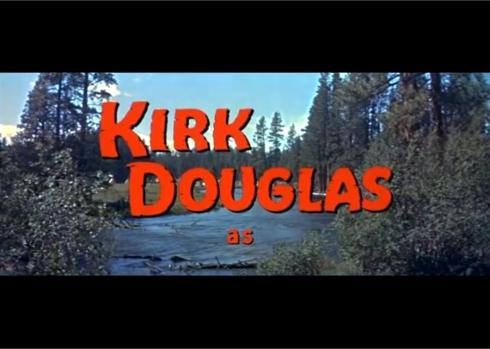 Kirk Douglas as