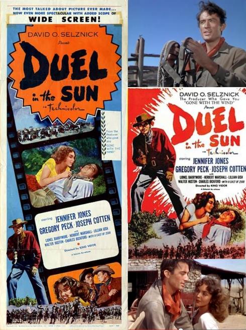 Peck Bio ...Duel in the Sun