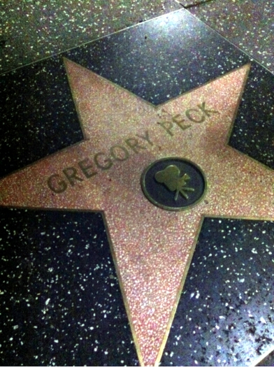 Gregory Peck Star