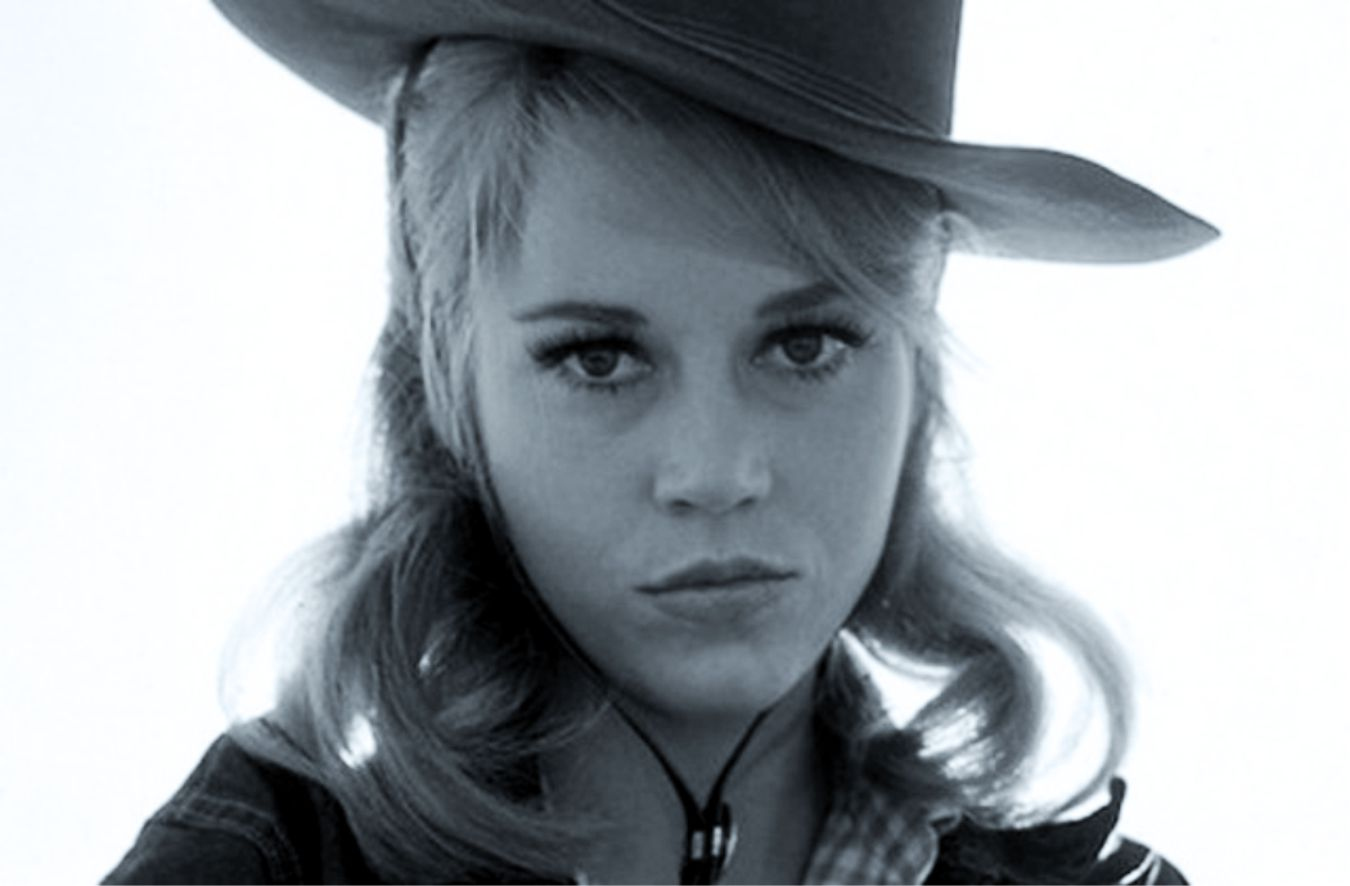 Jane Fonda My Favorite Westerns