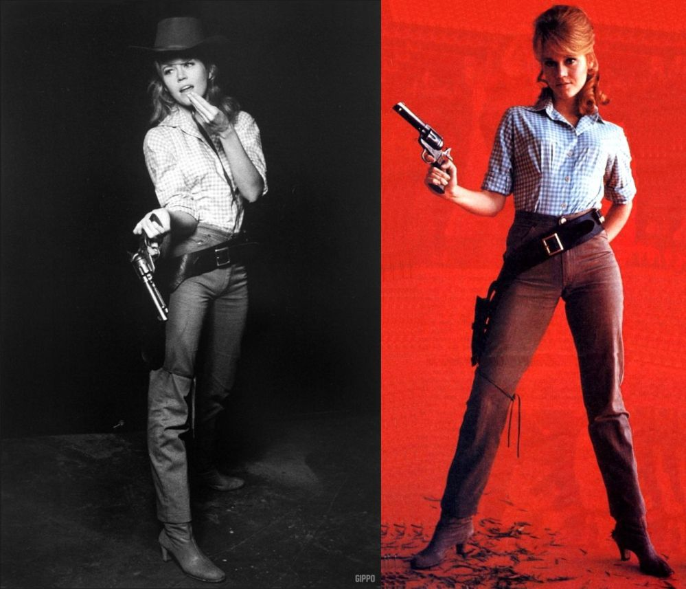 CAT BALLOU - JANE FONDA 3