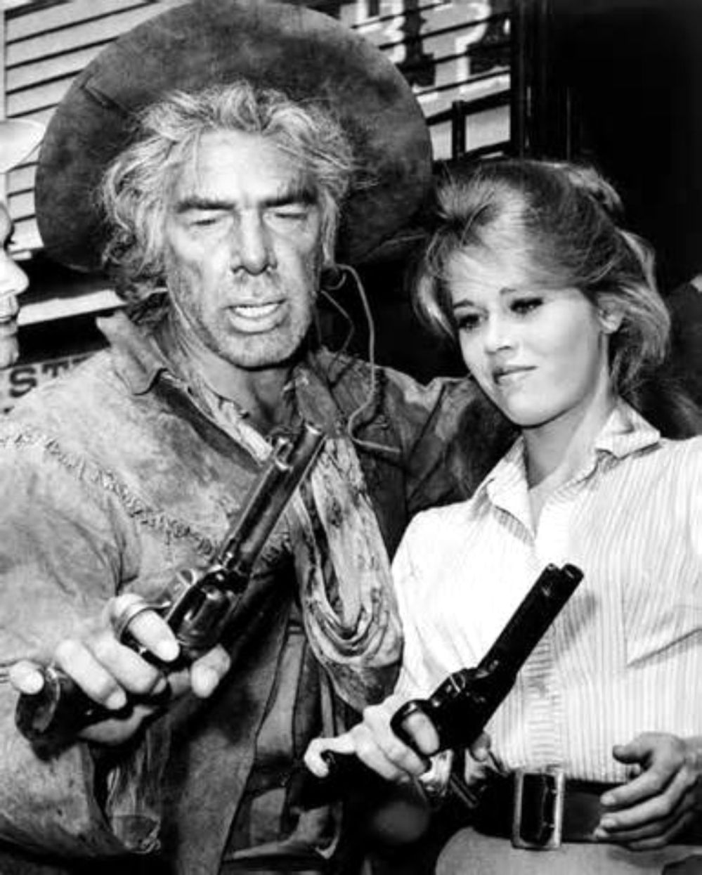 CAT BALLOU Lee and Jane