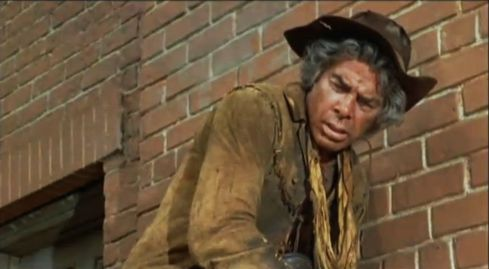 Cat Ballou - Lee Marvin as Kid Shelleen