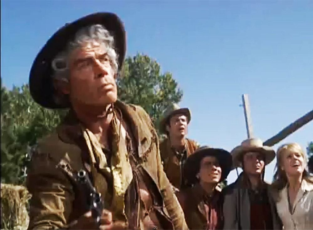 Cat Ballou - Lee Marvin - Kid Shelleen 4