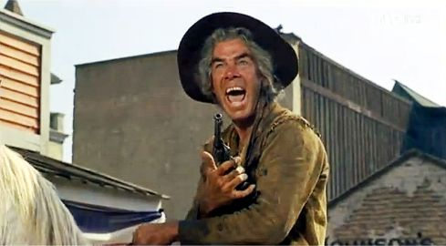 Cat Ballou - Lee Marvin - Kid Shelleen