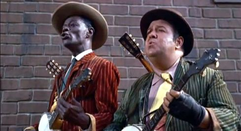 Cat Ballou - Nat 'King' Cole and Stuby Kaye