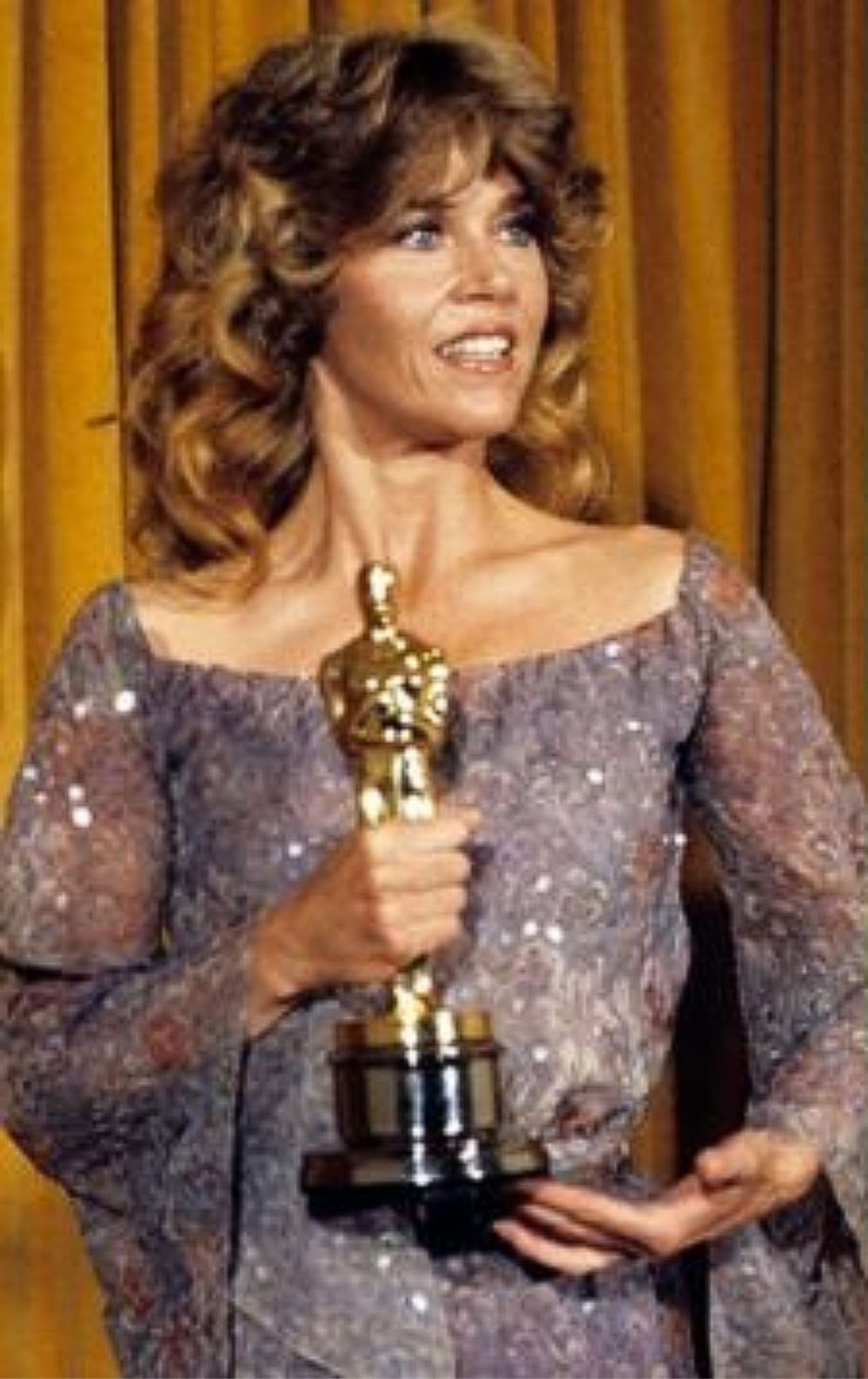 Jane Fonda - Best Actress - Coming Home 1978