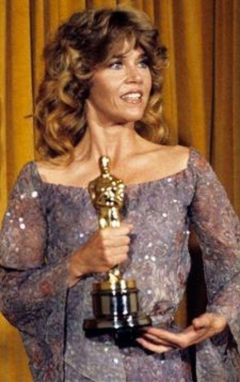 Jane Fonda - Best Actress - Coming Home 1978