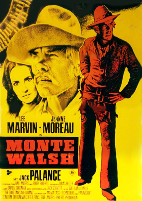Monte Walsh poster 6