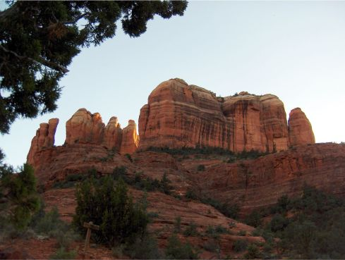 Sedona - Cathedral Rock