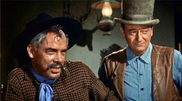 Image result for the comancheros 1961