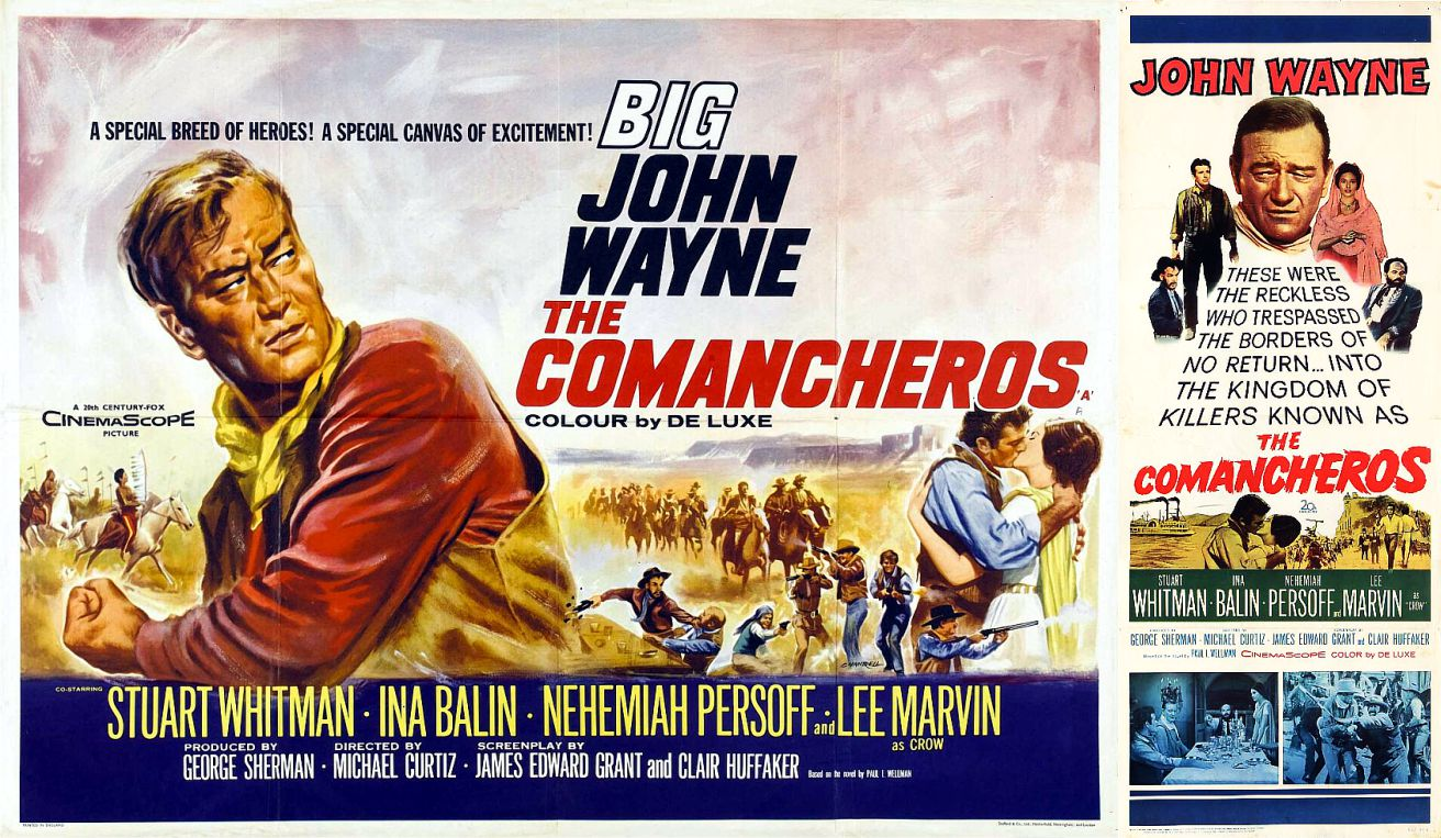 Image result for The Comancheros