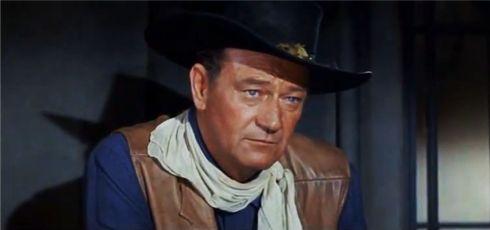 The Comancheros - The Duke