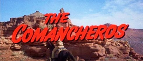 The Commancheros banner