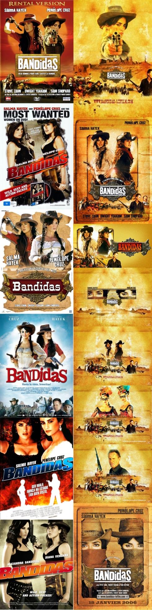 banditas posters