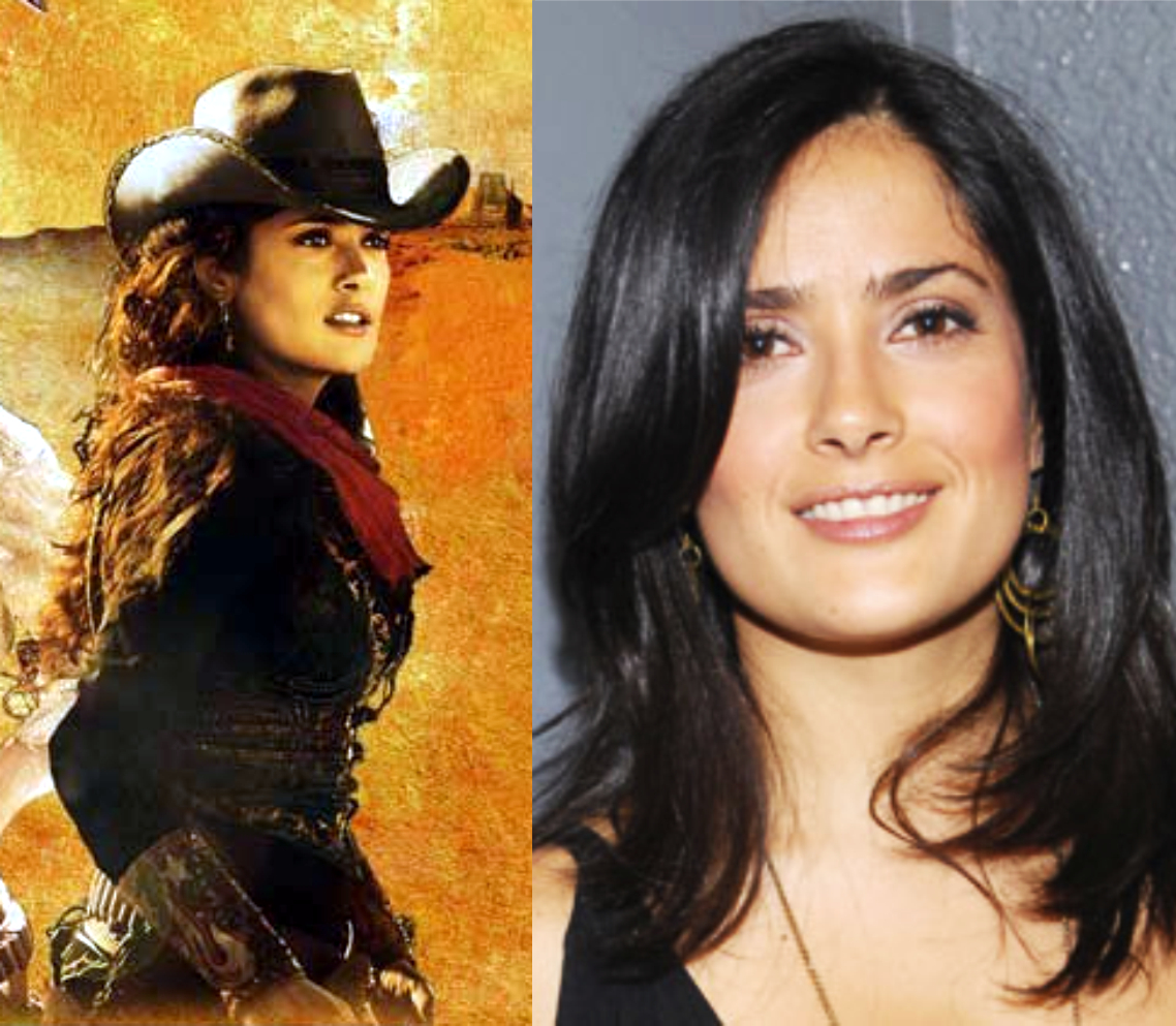 Salma Hayek | My Favorite Westerns