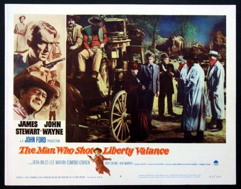 Liberty Valence poster 3