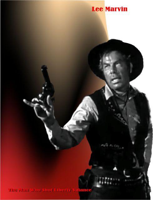 The Man Who Shot Liberty Valance - Showdown 4