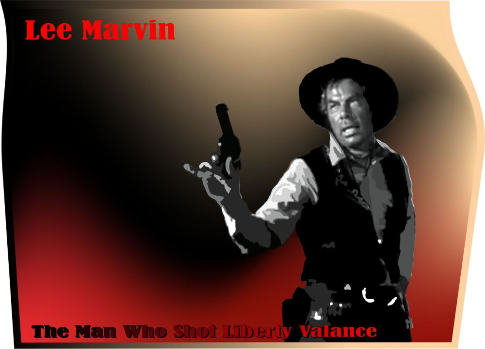 The Man Who Shot Liberty Valance - Showdown