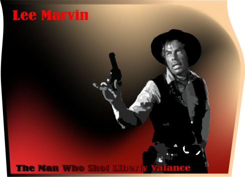 The Man Who Shot Liberty Valance - Showdown
