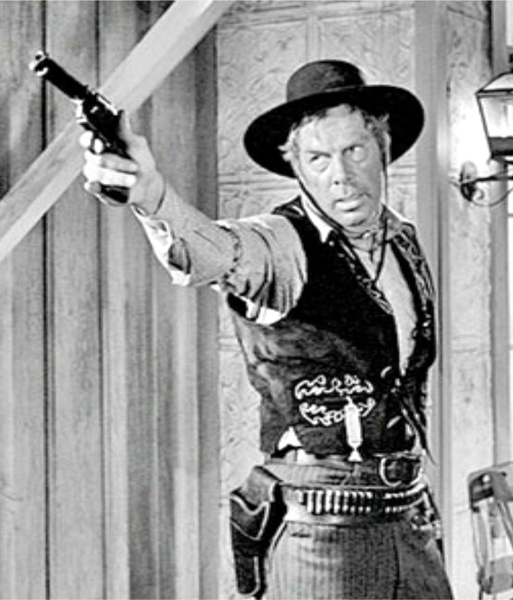 The Man Who Shot Liberty Valance - Where's my breakfast?