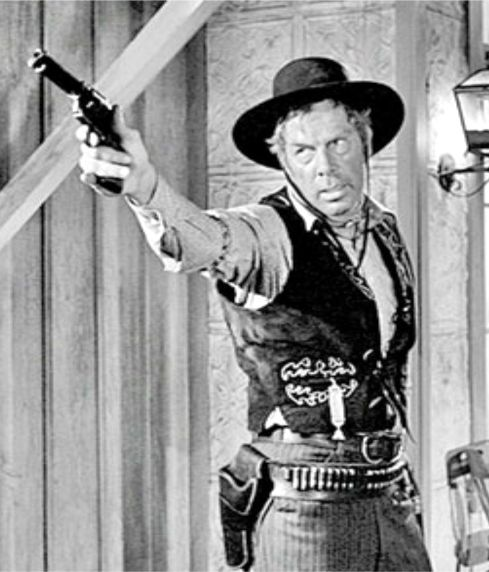 The Man Who Shot Liberty Valance - Where's my breakfast?