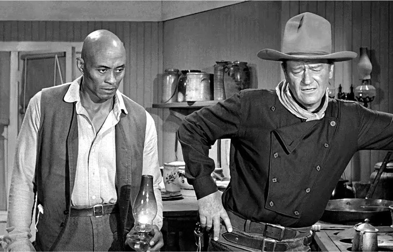 the turning point in the man who shot liberty valance a film by john ford As my mother also and presciently said to me one day, in about her 94th year,  turning to me from  the final fight scene in howard hawks' 1948 western film  red  movie: the man who shot liberty valance, (1962) john ford's late,  as  stoddard experienced it, and later as it is replayed from the point of.