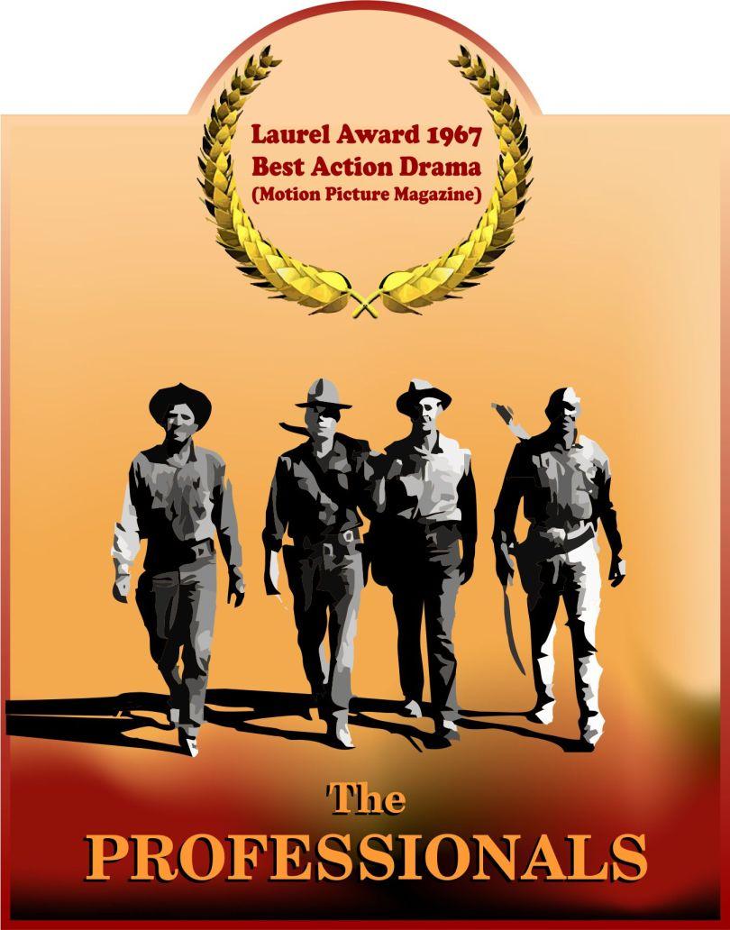 The Professionals / Laurel Award