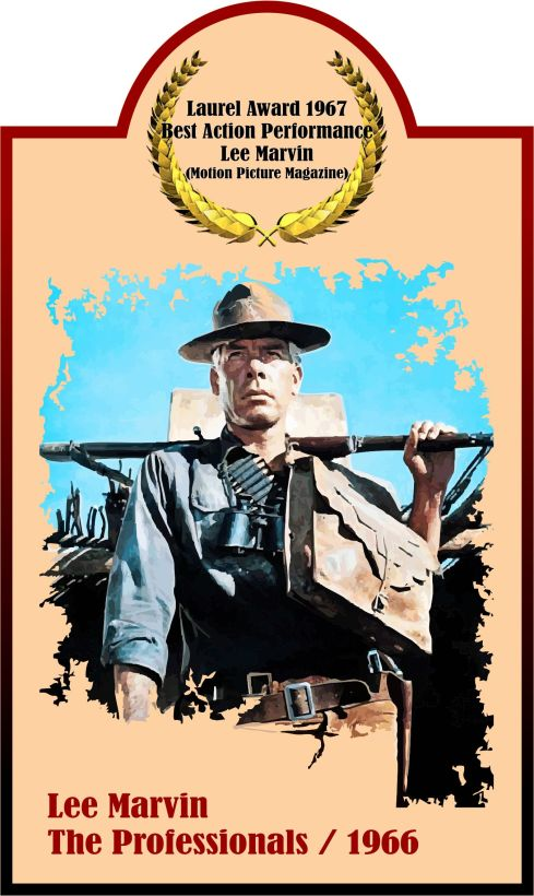 The Professionals Lee Marvin