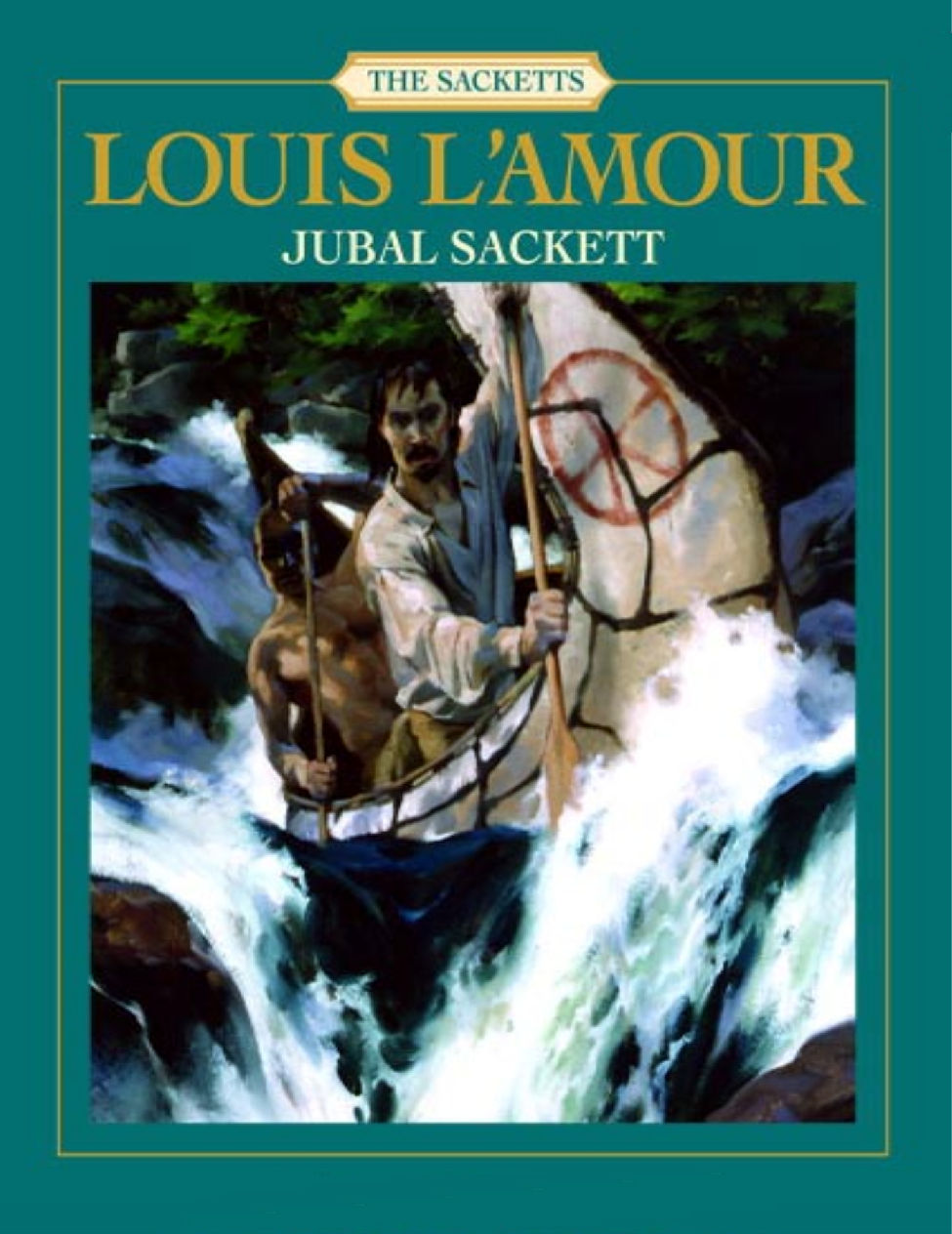 jubal sackett - louis lamour