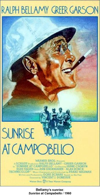 Ralph Bellamy / Sunrise at Campobellio